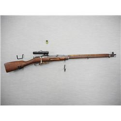 MOSIN NAGANT , MODEL: 91/30 SNIPER , CALIBER: 7.62 X54R