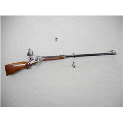 PEDERSOLI SHARPS , MODEL: 1874 LONG RANGE RIFLE REPRODUCTION , CALIBER: 45-70 GOVT