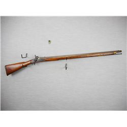 BRITISH SERVICE , MODEL: PATTERN 1842 MUSKET , CALIBER: 75 CAL PERC