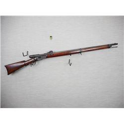 VETTERLI, MODEL: 1881 SWISS RIFLE , CALIBER: 41 SWISS RIMFIRE