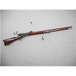 VETTERLI, MODEL: 1881 SWISS RIFLE , CALIBER: 41 SWISS RIMFIRE