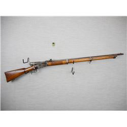 VETTERLI , MODEL: 69/71 SWISS , CALIBER: 41 SWISS RIMFIRE
