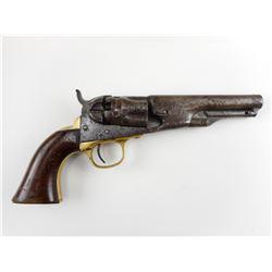 COLT, MODEL: 1862 POLICE MOD , CALIBER: 36CAL PERC
