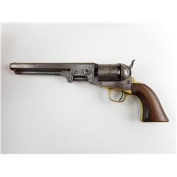 CIVIL WAR ERA, COLT, MODEL: 1851 NAVY , CALIBER: 36 CAL PERC
