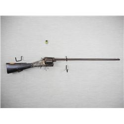 UNKNOWN , MODEL: REVOLVING SHOTGUN , CALIBER: 28 GA