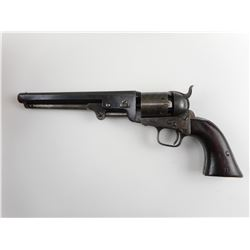 LOWER CANADA COLT 1851 NAVY, MODEL: 1851 LONDON NAVY , CALIBER: 36 CAL PERC
