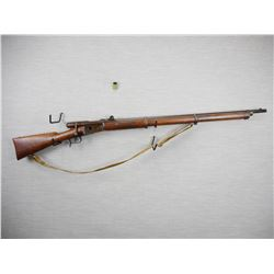 VETTERLI, MODEL: 69/71 SWISS , CALIBER: 41 RIM FIRE SWISS