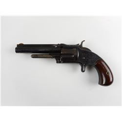SMITH & WESSON, MODEL: 1 1/2 1ST ISSUE, CALIBER: 32 RIM FIRE