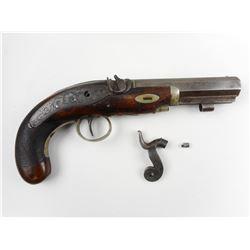 ROGERS , MODEL: SINGLE SHOT PISTOL , CALIBER: 45 PERC