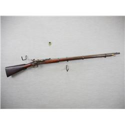 SNIDER ENFIELD , MODEL: III BAND INFANTRY MKII*, CALIBER: 577 SNIDER