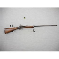 SNIDER ENFIELD , MODEL: II BAND SERGEANTS RIFLE THAT HAS BEEN SPORTERIZED , CALIBER: 577 SNIDER