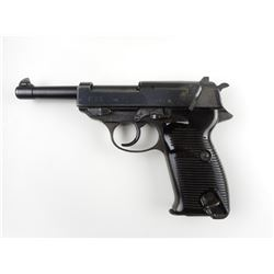 DEACTIVATED, WWII ERA, WALTHER, MODEL: P38, CALIBER: 9MM LUGER