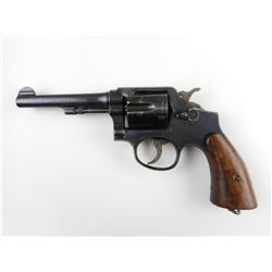 DEACTIVATED, SMITH & WESSON, MODEL: HAND EJECTOR 38/200 BRITISH SERVICE , CALIBER: 38 S& W