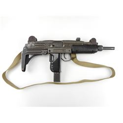 UZI, MODEL: SMG, CALIBER: 9MM LUGER