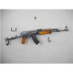 KALASHNIKOV, MODEL: AK47, CALIBER: 7.62MM  X 39