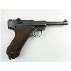 LUGER, MODEL: P08, CALIBER: 9MM LUGER