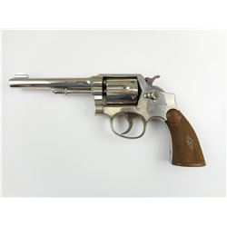 SMITH & WESSON , MODEL: HAND EJECTOR 32-20 MODEL 2 OF 1905 CHANGE 2, CALIBER: 32-20 WIN