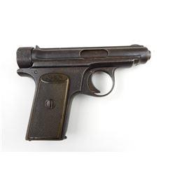 SAUER, MODEL: 1913, CALIBER: 7.65MM
