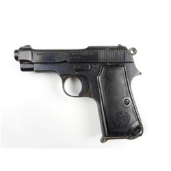 BERETTA, MODEL: 1934, CALIBER: 9MM BROWNING SHORT
