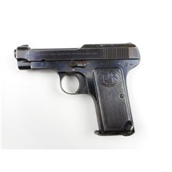 BERETTA, MODEL: 1915/19, CALIBER: 7.65MM