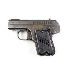 BAYARD, MODEL: 1908 POCKET  , CALIBER: 7.65MM