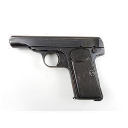 FN BROWNING , MODEL: 1910, CALIBER: 7.65MM