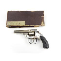 IVER JOHNSON, MODEL: SAFETY HAMMER AUTOMATIC, CALIBER: 32 S&W