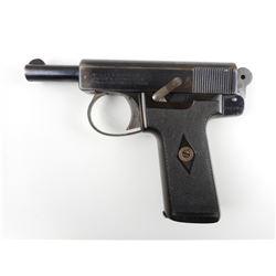 WEBLEY & SCOTT , MODEL: METRO POLICE , CALIBER: 7.65MM
