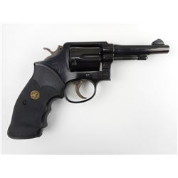 SMITH & WESSON, MODEL: 10-6, CALIBER: 38 SPECIAL