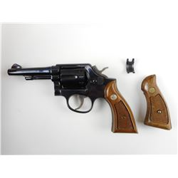 POLICE ISSUE, SMITH & WESSON , MODEL: 10-5, CALIBER: 38 SPECIAL