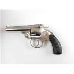 IVER JOHNSON, MODEL: SAFETY HAMMER AUTO MOD. 3, CALIBER: 32 S&W