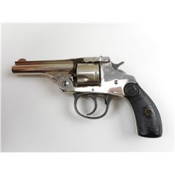 IVER JOHNSON, MODEL: DOUBLE ACTION AUTO EJECT, CALIBER: 32 S&W