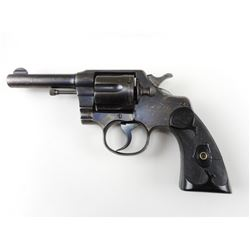 COLT, MODEL: ARMY SPECIAL, CALIBER: 38 S&W