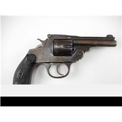 IVER JOHNSON, MODEL: SAFETY HAMMER AUTOMATIC MODEL 3, CALIBER: 32 S&W
