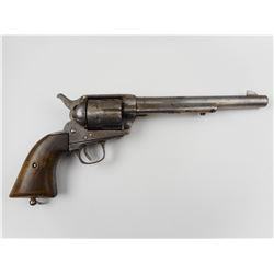 COLT, MODEL: 1873 SINGLE ACTION ARMY AKA PEACEMAKER, CALIBER: 44-40 WIN
