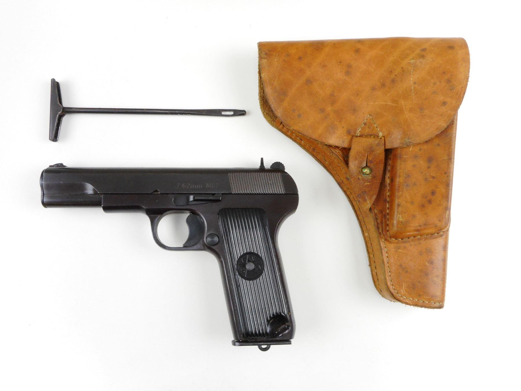 Tokarev yugoslavian holster m57 WTS: TT33