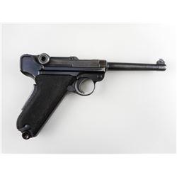 LUGER, MODEL: 1929 SWISS, CALIBER: 7.65 PARABELLUM