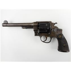 SMITH & WESSON , MODEL: 455 HAND EJECTOR , CALIBER: 455 REV