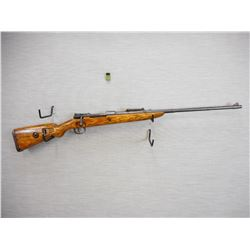 WWII ERA, MAUSER , MODEL: K98 SPORTER  , CALIBER: 8MM MAUSER