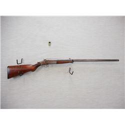 "MASS ARMS , MODEL: SINGLE SHOT  , CALIBER: 12GA X 2 3/4"""