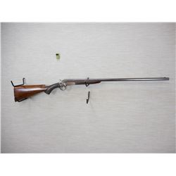 W. EVANS  , MODEL: ROOK RIFLE  , CALIBER: 300 ROOK