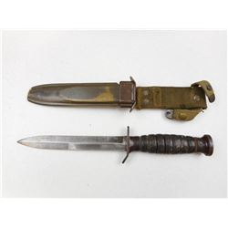 U.S. ARMY KNIFE WITH SHEATH