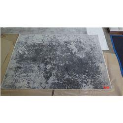"""Dark Gray Surya (Aberdine) Area Rug 3'11"""" x 5'7"""" from Turkey"""
