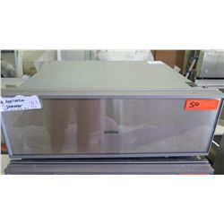 """Gaggenau FD9408 Appliance Drawer 026227 (24""""W x 21.5""""D x 9""""H)"""