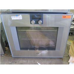 "Gaggenau FD9407 Wall Oven (30""W x 21.5""D x 9""H)"