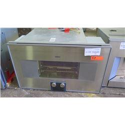 """Gaggenau BS484610 Combination Steam Oven (30""""W x 23""""D x 18""""H)"""