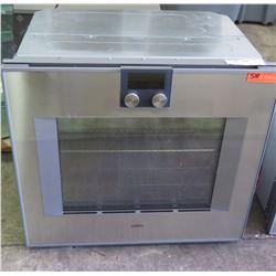 "Gaggenau BO480610 Wall Oven FD9407 (30""W x 24""D x 27""H)"