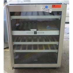 """Gaggenau RW-404 Undercounter Wine Storage Cabinet & Cooler 24"""" x 24"""" x 32"""" H"""