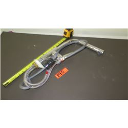 Chrome Shower Nozzle & Fittings