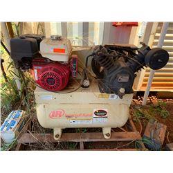 Ingersoll Rand 2475 Air Compressor w/ Honda Motor & Electric Start
